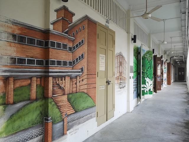 Waterloo Street Murals