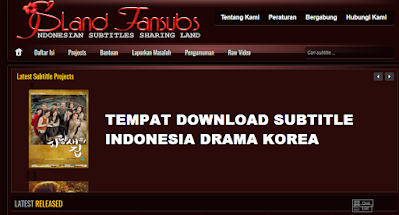 Situs Download Subtitle islandsubs.com