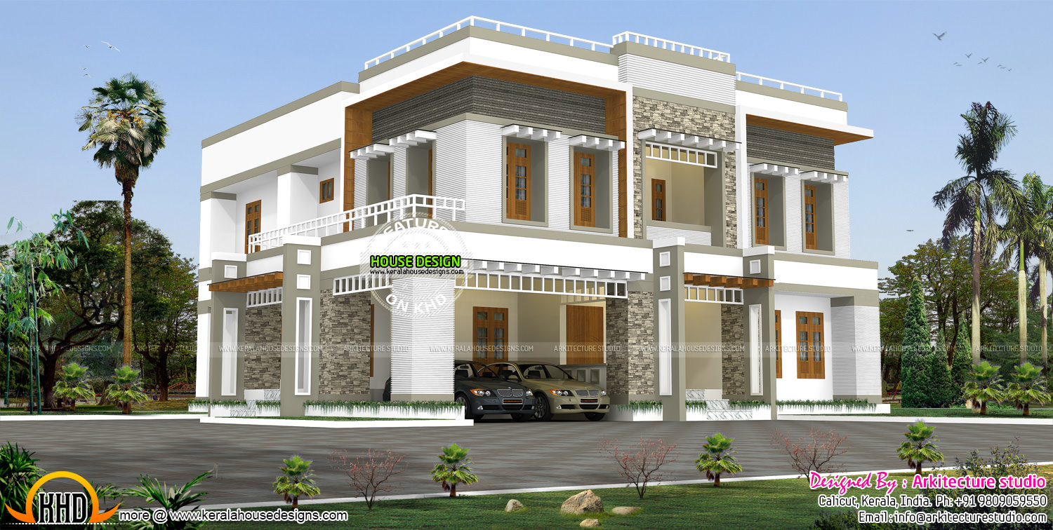 December 2015 - Kerala home design and floor plans on