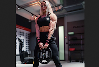 Women Are Born To Be Strong, So Train The Muscles!