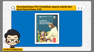 download ebook pdf  buku digital pendidikan agama katolik kelas 4 sd