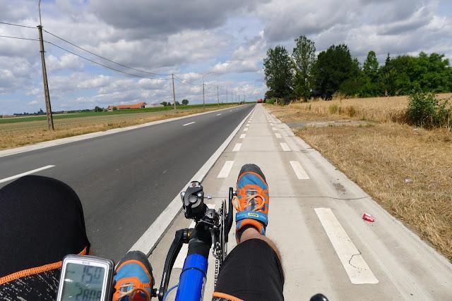 Tour de la Belgique en vélo