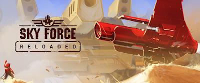 لعبة Sky Force Reloaded