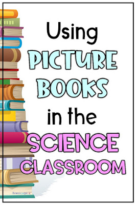 Using picture books to enhance the grade 4, 5, 6 science classroom curriculum NGSS and common core