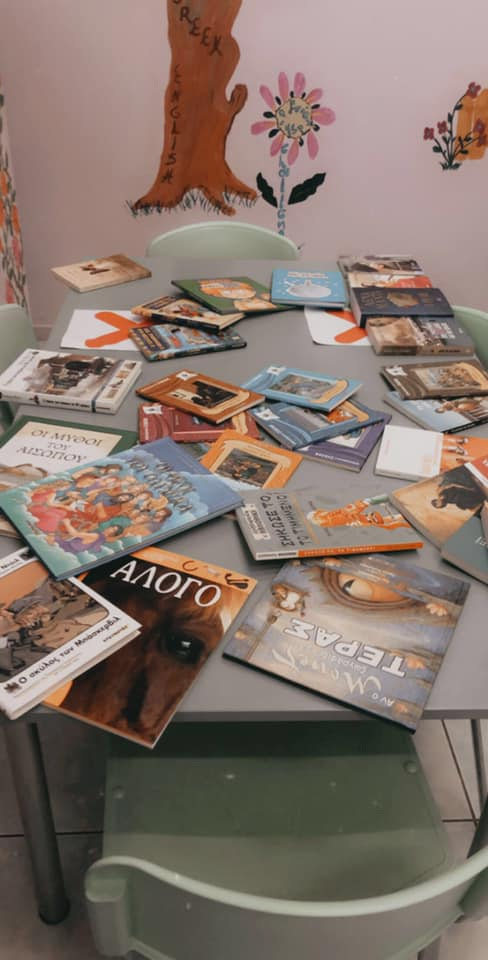 H Δανειστική μας Βιβλιοθήκη μεγάλωσε!
