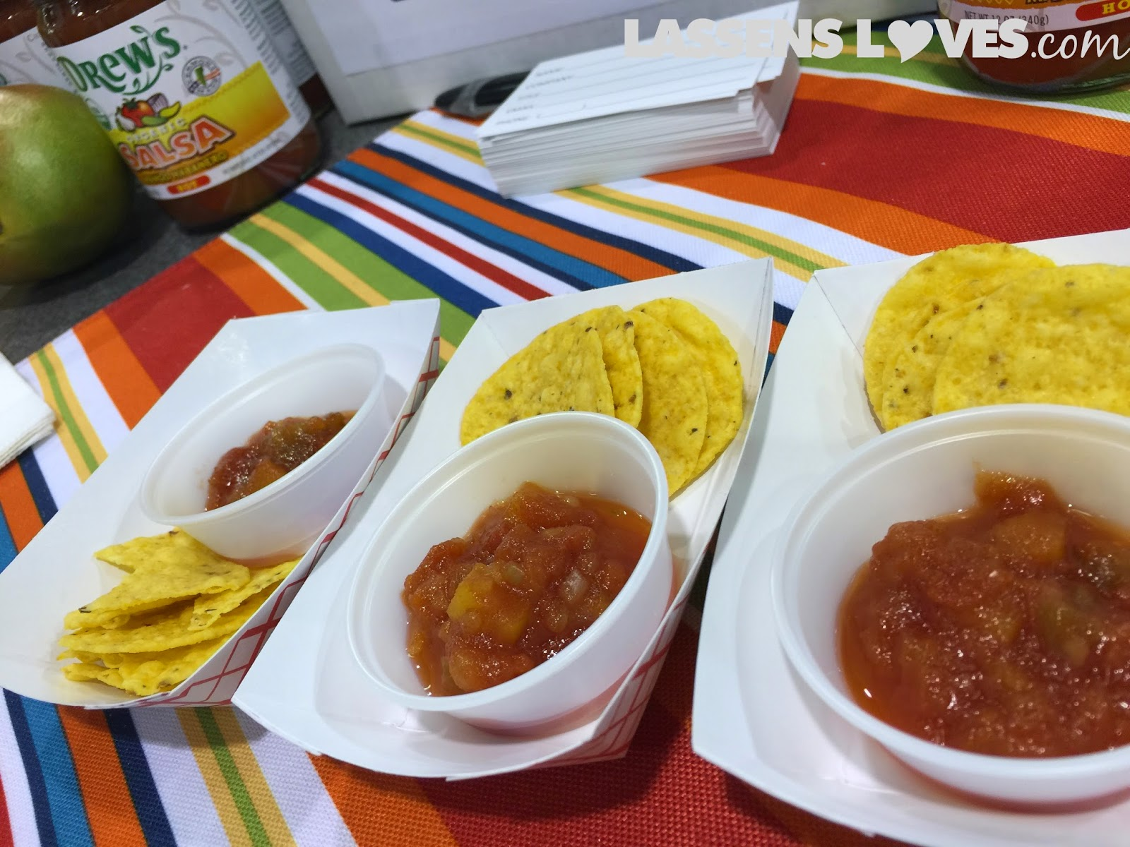 Expo+West+2015, Natural+Foods+Show, New+Natural+Products, drews+salsa