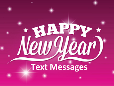 Happy New Year Text Messages