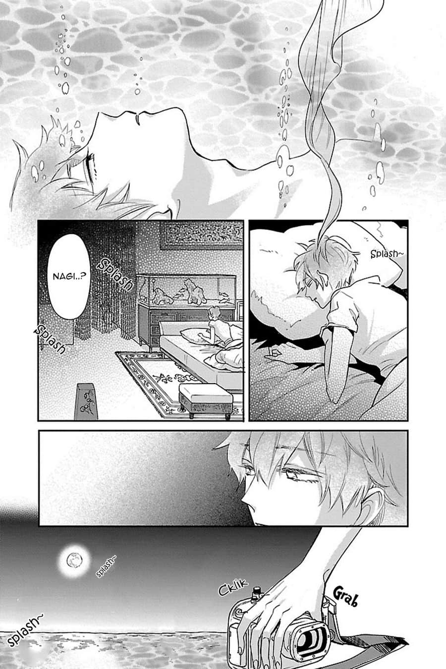Trang 14 - [NANABISHI Hiro] Rendezvouz (- NANABISHI Hiro) - Truyện tranh Gay - Server HostedOnGoogleServerStaging