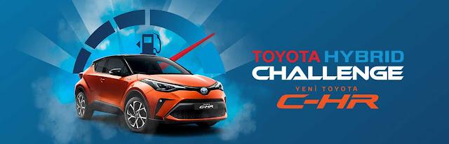 Toyota'dan iPhone 11 Çekilişi