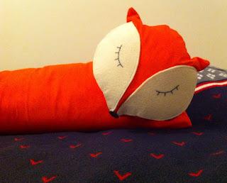 turuncu tilki oyuncak kapı stoperi satın al