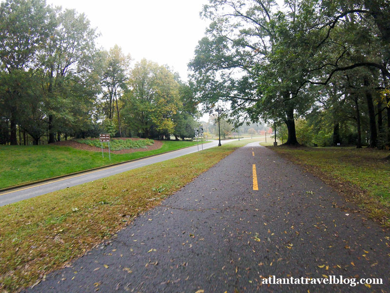 Велосипедная дорожка Freedom Park Trail
