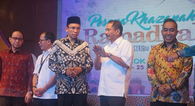 NTB Luncurkan Pesona Khazanah Ramadhan