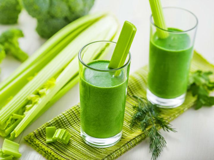 من أكثر المشروبات الأخضرة السحرية للحصول على بطن مصطح