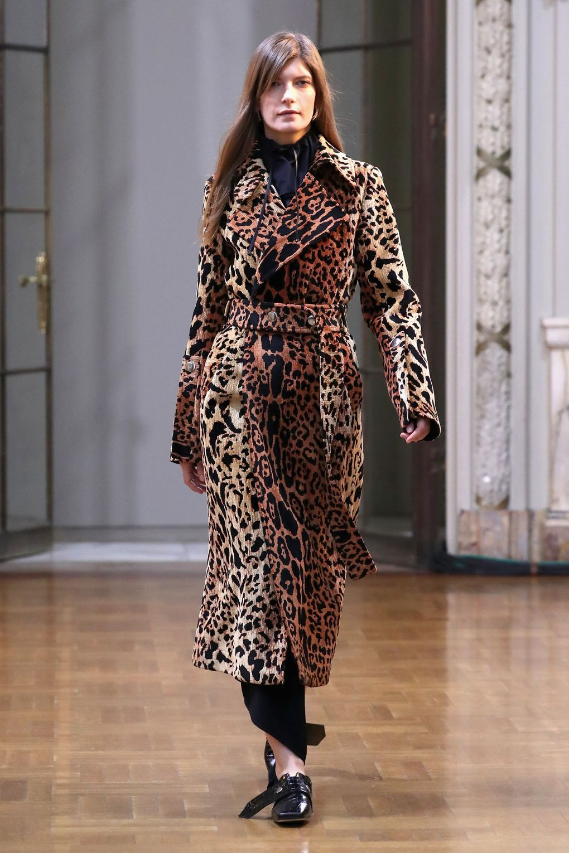 ByElisabethNL: Runway: Fashiontrend Animal Print for F/W ...