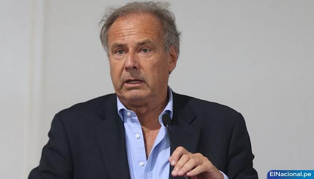 Alfredo Barnechea desiste de la precandidatura por Acción Popular