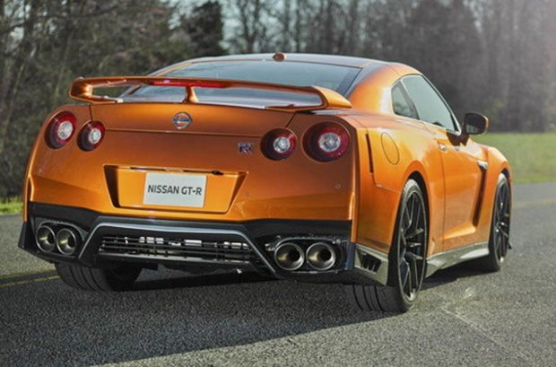 2018 nissan gt. modren nissan 2018 nissan gtr rear view throughout nissan gt s