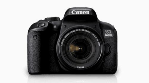 Canon EOS 800D-Kit