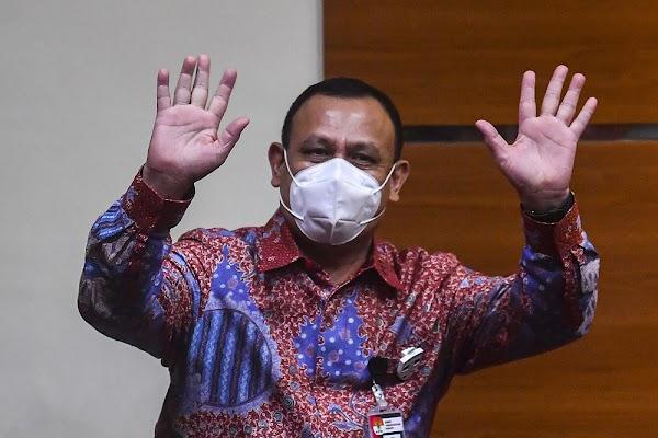 Firli Bahuri Beri Peringatan Lagi, Korupsi Bansos Di Masa Pandemi Bisa Dituntut Mati