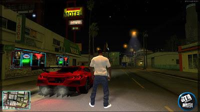 GTA San Andreas Ultimate Retexture Mod 2021 Free Download
