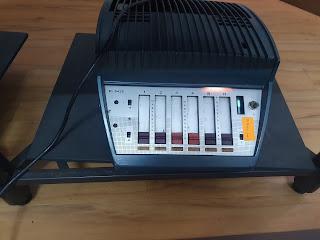 Power amplifier tube amp vintage Philips EL 6425 /EL 6415 cinema valve mono 50s (Used) 20210615_162536