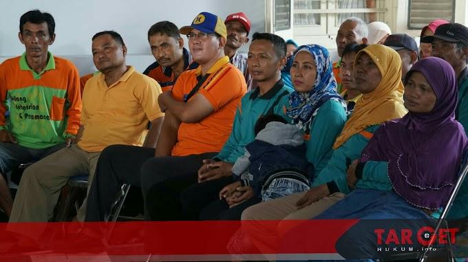 Pasukan Kuning Dapatkan Tali Asih Dari Infaq - Zakat ASN Kabupaten Pati