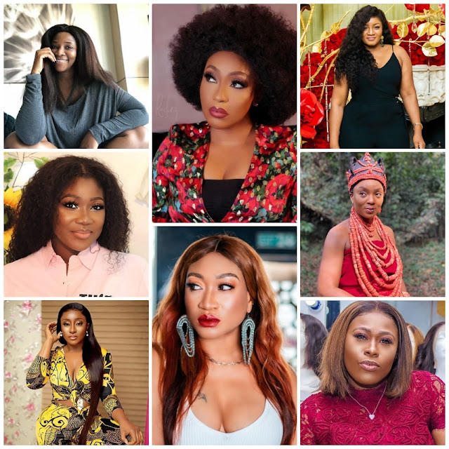 The Richest actresses in Nigeria 2020