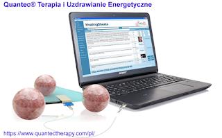 terapia energetyczna leczenie quantec