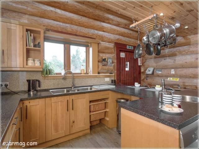 مطابخ خشب 31 | Wood kitchens 31