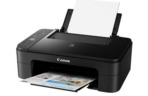 Printer Canon Pixma TS3322 Nirkabel