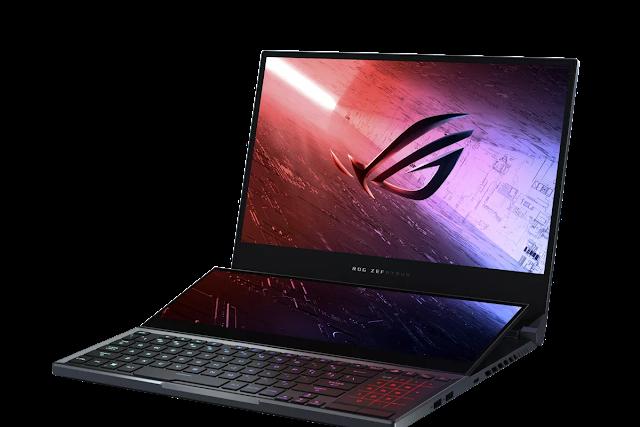Asus Umumkan Jajaran Laptop Gaming Baru Ditenagai oleh Prosesor Intel Core Generasi ke-10
