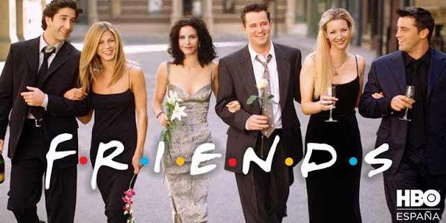 Friends, HBO España