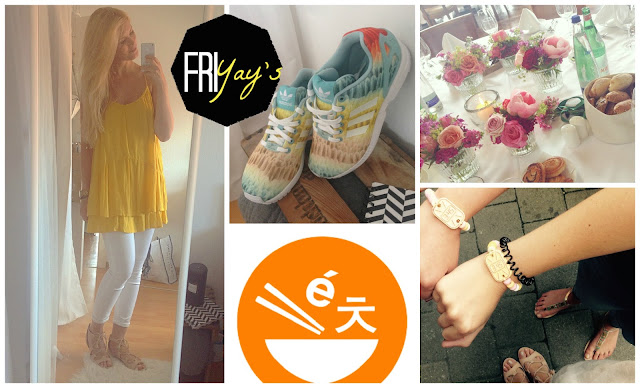 TheBlondeLion Friyays Wokabulary Adidas Sneakers Zara Sale Brunch