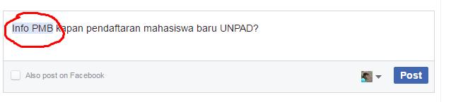 PENDAFTARAN MAHASISWA BARU 2017-2018 PTN DAN PTS SELURU INDONESIA