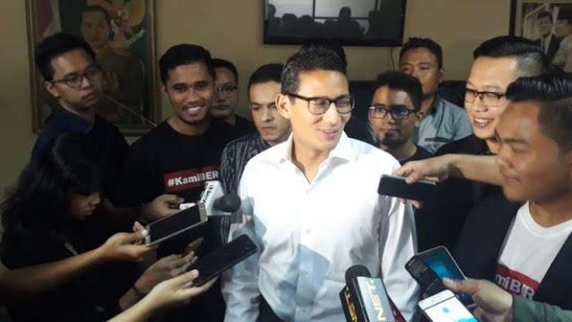 Kaum Milenial di 20 Provinsi Dukung Prabowo-Sandi