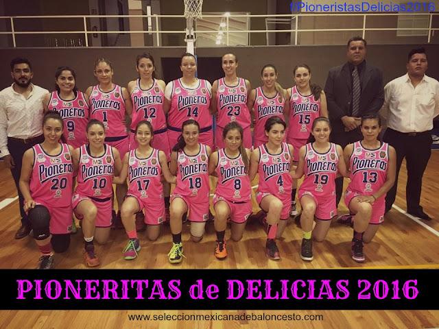 Liga Estatal de Chihuahua Pioneritas