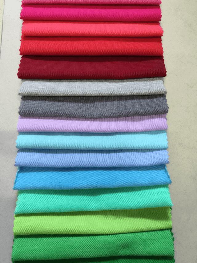 Nguyên tắc phân loại vải thun và thiết kế áo thun