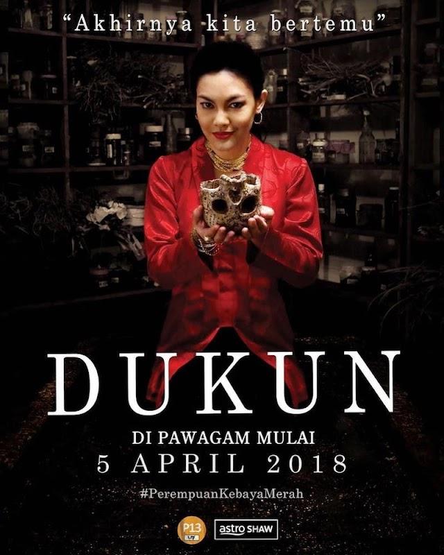 Filem Dukun di pawagam 5 April 2018