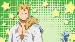 ヒロアカ | 尾白猿夫 | Ojiro Mashirao | 僕のヒーローアカデミア アニメ | My Hero Academia | Hello Anime !