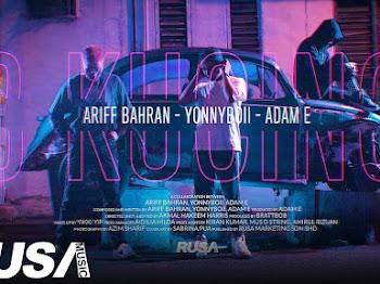 Lirik Lagu 3 Kucing Ariff Bahran, Yonnyboii, Adam E