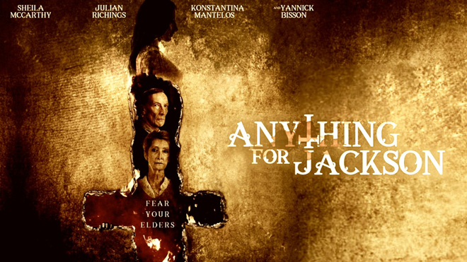 Anything for Jackson 2020 poster
