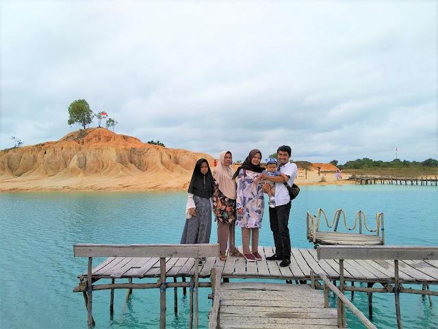 1D Tour Bintan - Danau Biru Busung