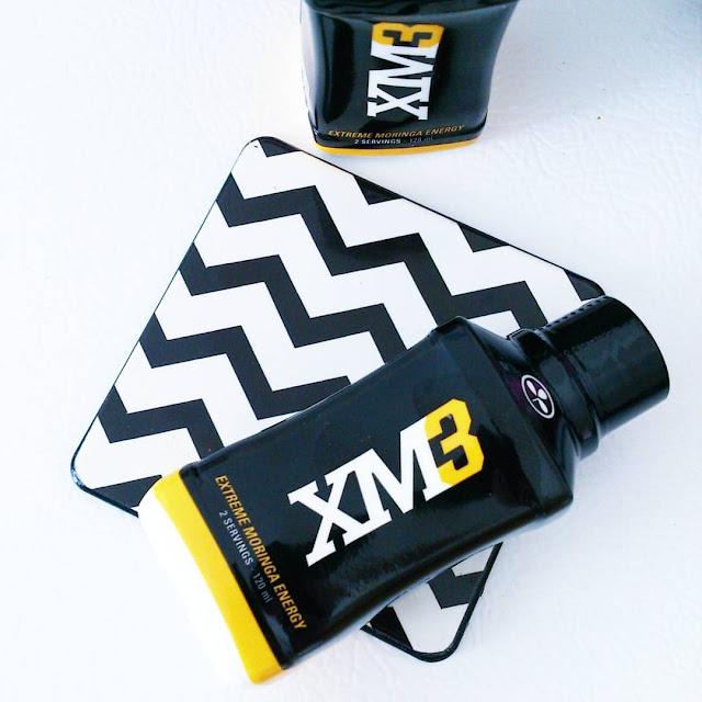 Xm3: Une boisson énergitique naturelle