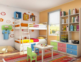 Children's Room Designs For Small Spaces 6