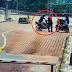 2 Penyamun Gagal Dalam Cubaan Merampas Motor YSuku Rider Grab Food