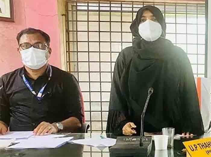 COVID vaccination will be given in Kumbala Grama Panchayat from Friday