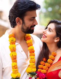 Charu Asopa Marries Sushmita Sen's Brother Rajeev