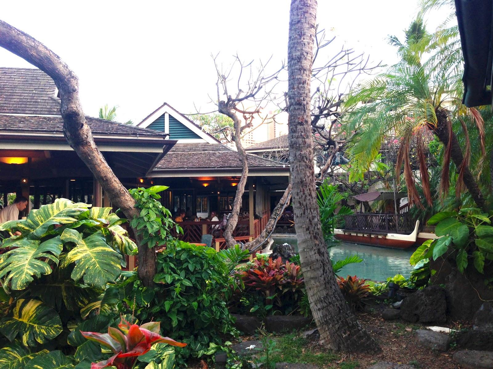 TASTE OF HAWAII: THE WILLOWS - HONOLULU, HAWAII