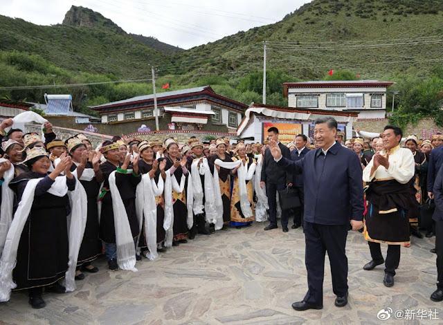 The Return of Hu Yaobang ...and Xi Jinping
