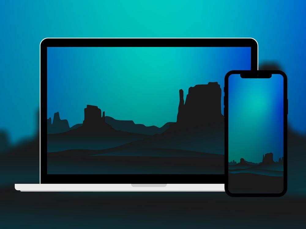 Minimalist desktop wallpaper 4k