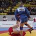 Наталія Чистякова стає чемпіонкою світу із самбо
